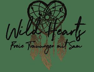 Wild Hearts, Freie Trauungen, Sam, Logo